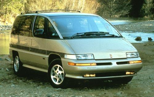 1994 oldsmobile silhouette passenger minivan base fq oem 1 500