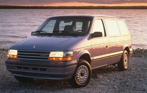 1994 plymouth voyager passenger minivan base fq oem 1 500