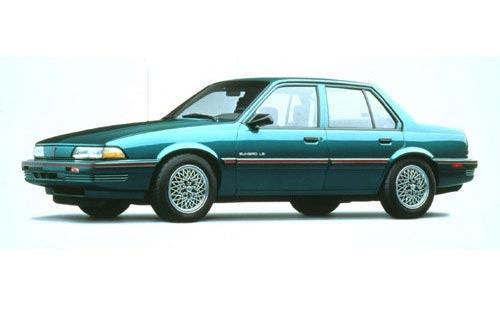 1994 pontiac sunbird sedan le fq oem 1 500