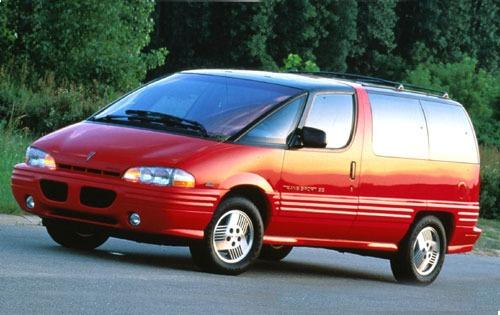 1994 pontiac trans sport passenger minivan se fq oem 1 500