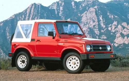 1994 suzuki samurai convertible suv jl fq oem 1 500