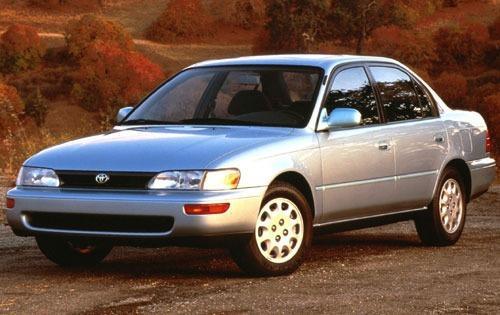 1994 toyota corolla sedan le fq oem 1 500