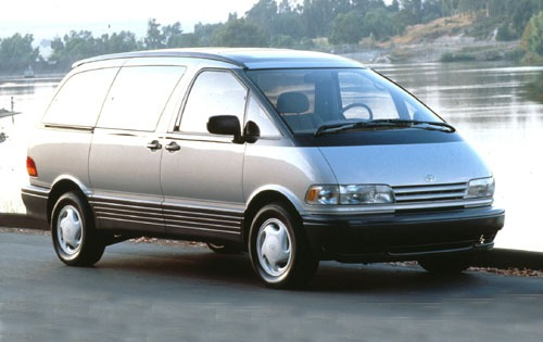 1994 toyota previa passenger minivan le fq oem 1 500