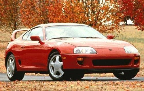 1994 toyota supra coupe base fq oem 1 500