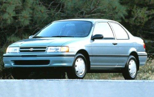 1994 toyota tercel coupe dx fq oem 1 500