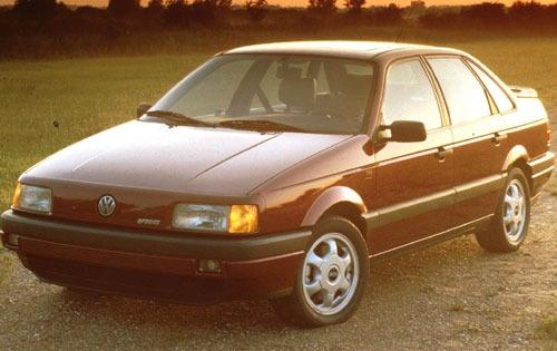 1994 volkswagen passat sedan glx v6 fq oem 1 500