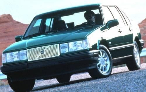1994 volvo 940 sedan level ii fq oem 1 500