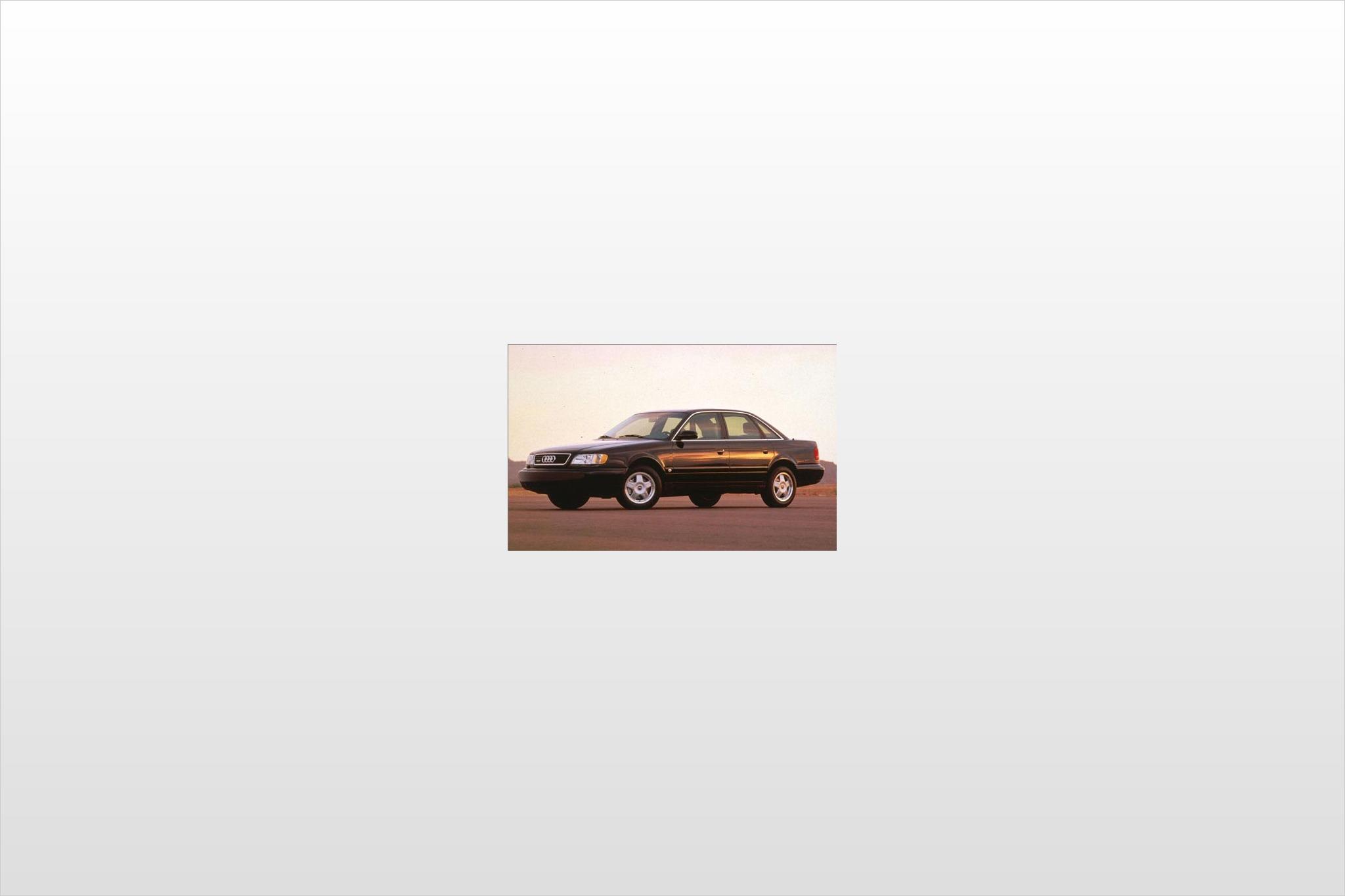 1995 audi s6 sedan quattro fq oem 1 2048