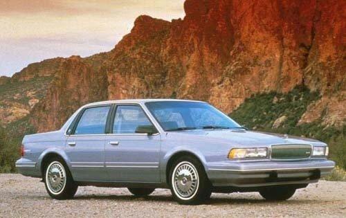 1995 buick century sedan special fq oem 1 500