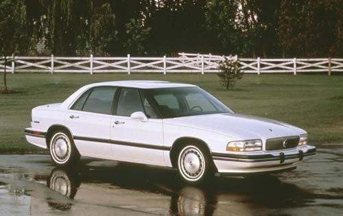 1995 buick lesabre sedan custom fq oem 1 500