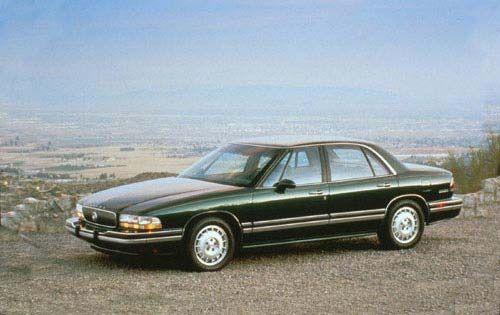 Buick Lesabre Sedan Limited Fq Oem