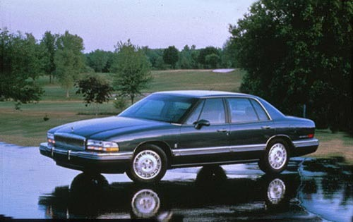 1995 buick park avenue sedan ultra fq oem 1 500