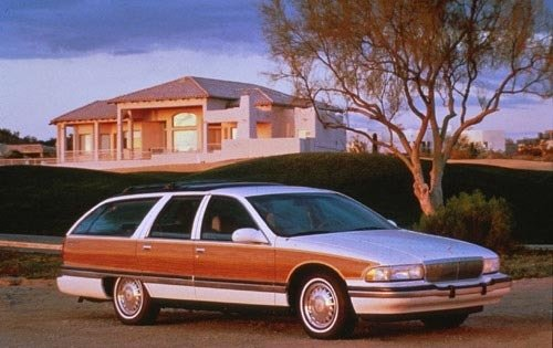 1995 buick roadmaster wagon estate fq oem 1 500
