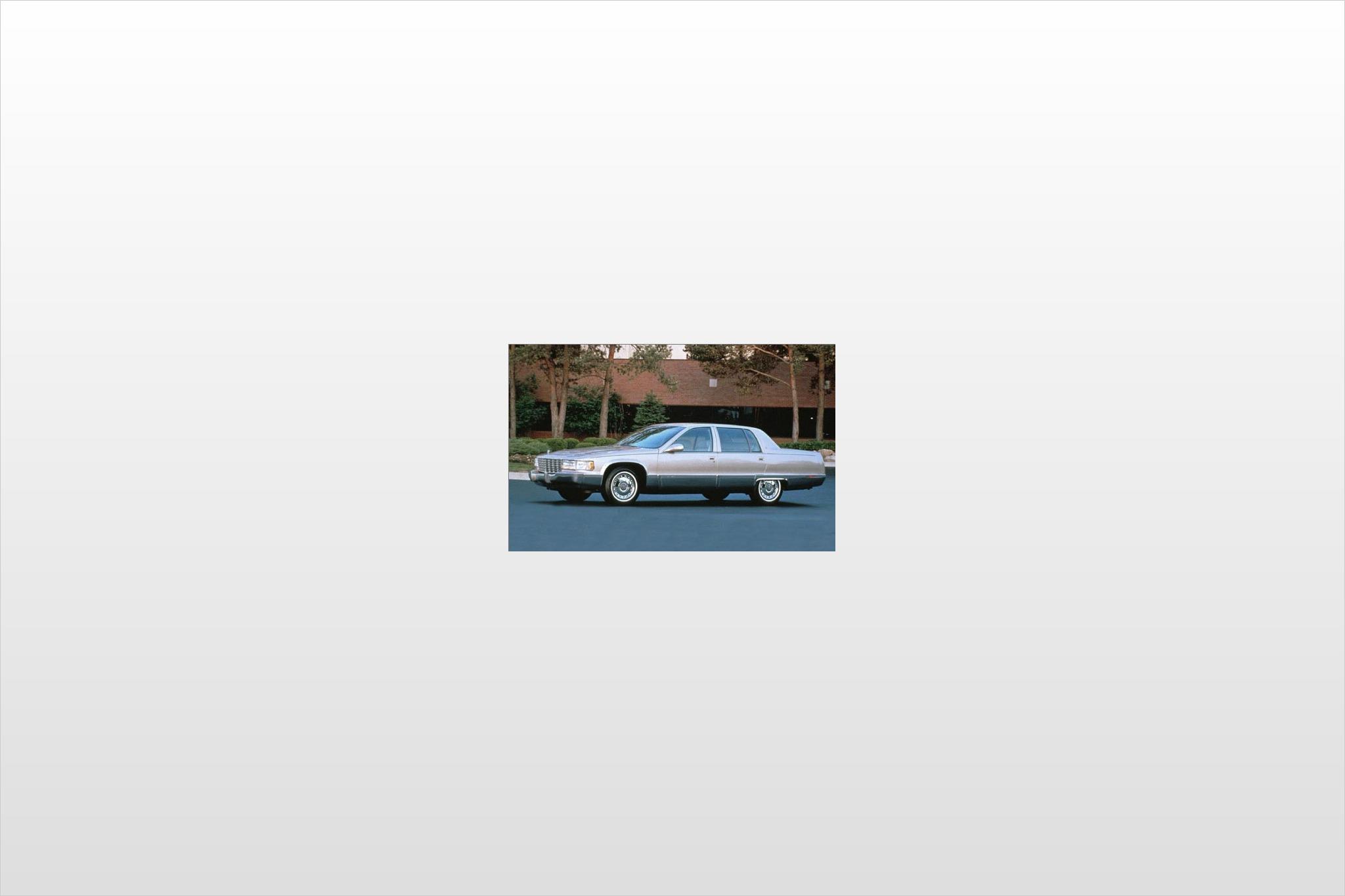 1995 cadillac fleetwood sedan base fq oem 1 2048