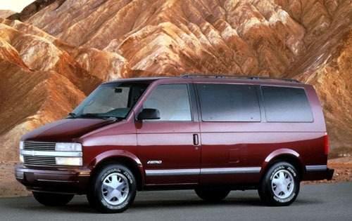 1995 chevrolet astro passenger minivan cl fq oem 1 500