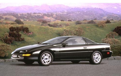 1995 chevrolet camaro 2dr hatchback z28 fq oem 1 500