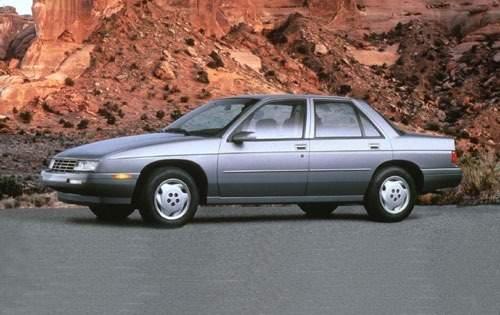 1995 chevrolet corsica sedan base fq oem 1 500