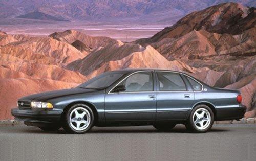 1995 chevrolet impala sedan ss fq oem 1 500