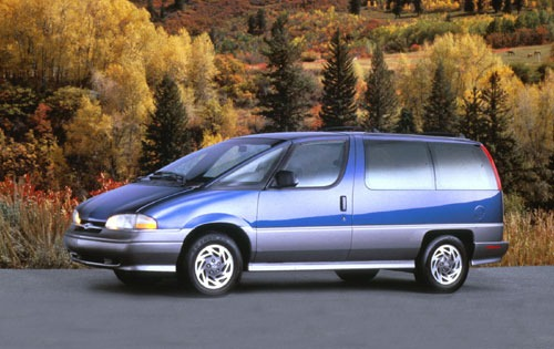 1995 chevrolet lumina minivan passenger minivan base fq oem 1 500