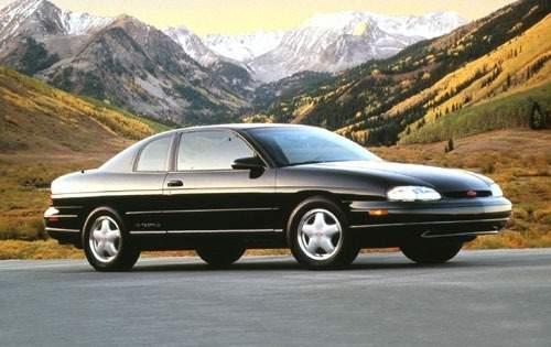 1995 chevrolet monte carlo coupe z34 fq oem 1 500
