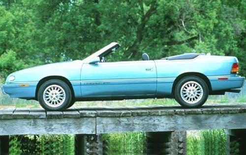 1995 chrysler le baron convertible gtc s oem 1 500