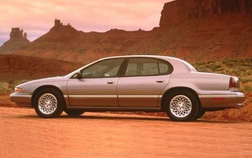 1995 chrysler lhs sedan base s oem 1 500