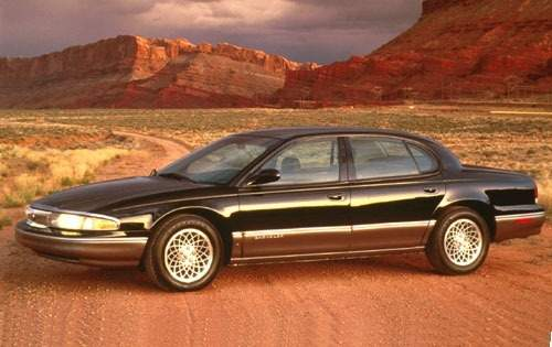 1995 chrysler new yorker sedan base fq oem 1 500