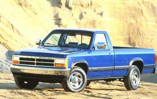 1995 dodge dakota regular cab pickup slt fq oem 1 500