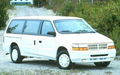 1995 dodge grand caravan passenger minivan es fq oem 1 500