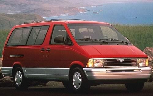 1995 ford aerostar passenger minivan xlt fq oem 1 500