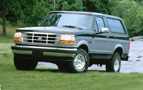 1995 ford bronco 2dr suv xlt fq oem 1 500