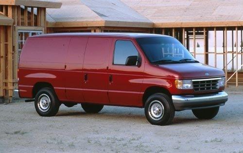 1995 ford e 150 cargo van xl econoline fq oem 1 500