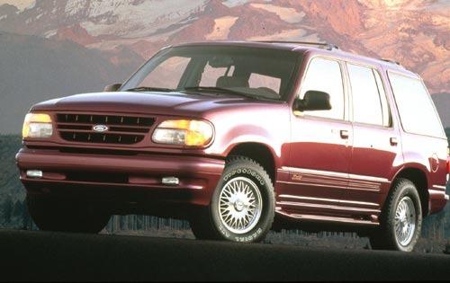 1995 ford explorer 4dr suv limited fq oem 1 500