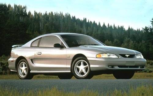 1995 ford mustang coupe gt fq oem 1 500