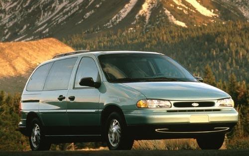 1995 ford windstar passenger minivan lx fq oem 1 500