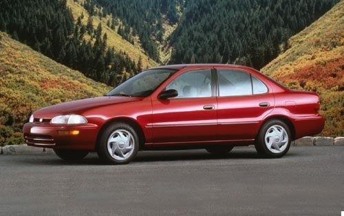 1995 geo prizm sedan lsi fq oem 1 500