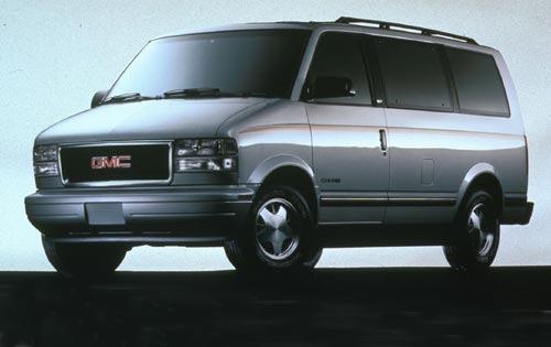 1995 gmc safari passenger minivan slt fq oem 1 500