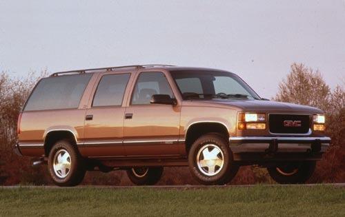 1995 gmc suburban 4dr suv 1500 fq oem 1 500