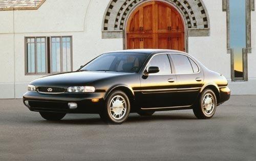 1995 infiniti j30 sedan base fq oem 1 500