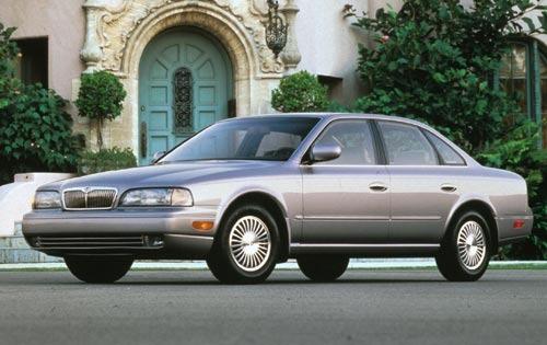 1995 infiniti q45 sedan base fq oem 1 500
