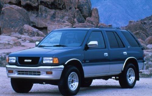 1995 isuzu rodeo 4dr suv ls fq oem 1 500