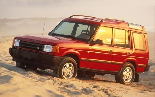 1995 landrover discovery 4dr suv base fq oem 1 500