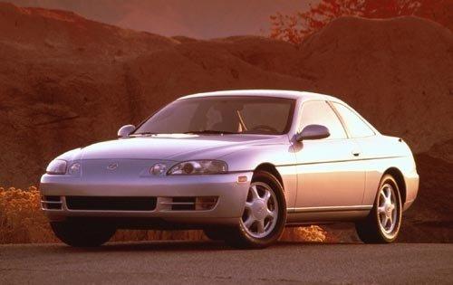 1995 lexus sc 300 coupe base fq oem 1 500
