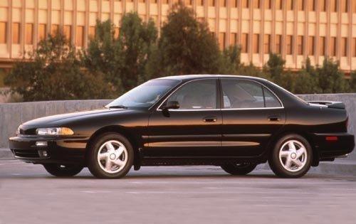 1995 mitsubishi galant sedan ls fq oem 1 500