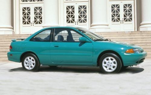 1995 mitsubishi mirage coupe ls fq oem 1 500
