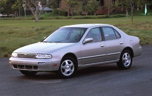 1995 nissan altima sedan gle fq oem 1 500