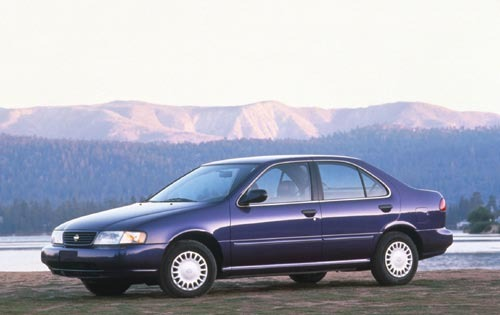 1995 nissan sentra sedan xe fq oem 1 500