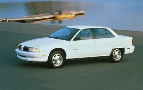 1995 oldsmobile achieva sedan s fq oem 1 500