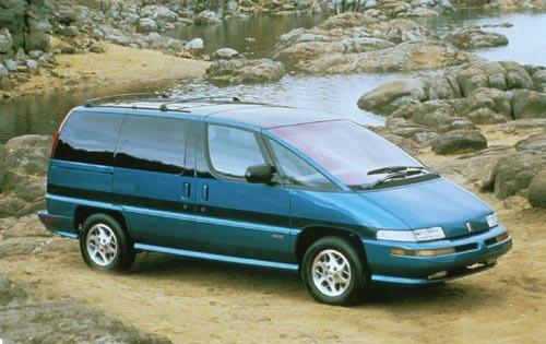 1995 oldsmobile silhouette passenger minivan base fq oem 1 500