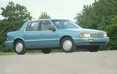 1995 plymouth acclaim sedan base fq oem 1 500